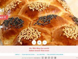 Ας μάθουμε τον κόσμο να φτιάχνει τσουρέκι - World Baking Day 2013 | TasteFULL