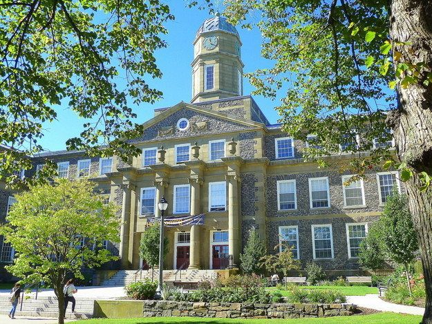 I got Dalhousie University! Which Canadian University Should You Go To?