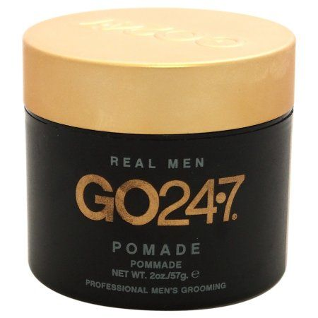 GO247 Real Men Pomade, 2 Oz
