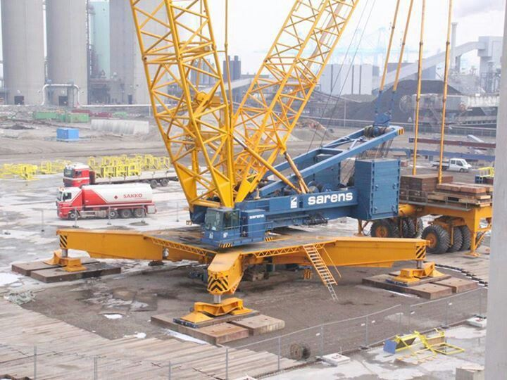 Demag Pc9600 クレーン