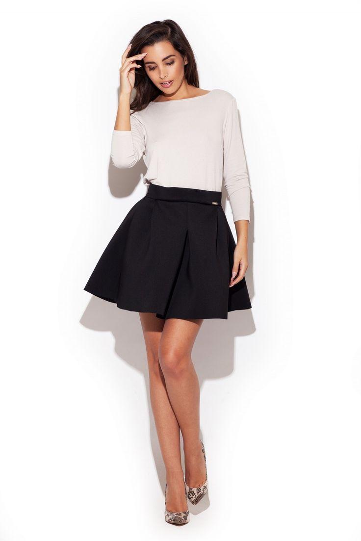 https://www.margery.pl/Spodnica-Model-K228-Black-p4264  Promocja -25% na wszystko! Zapraszamy :)