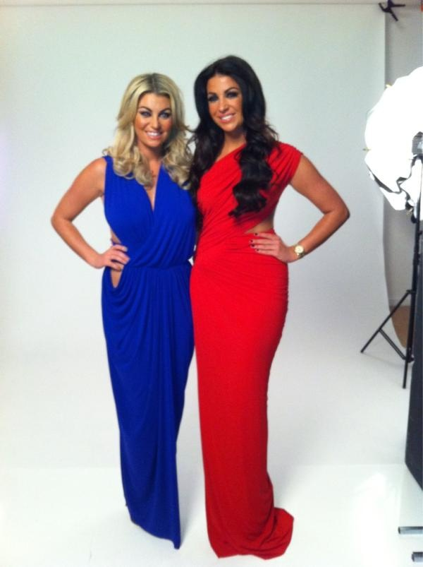 TOWIE's Cara Kilbey an Billi Mucklow loving Gorgeous Couture for their photoshoot!Towie Cara, Cara Kilbey