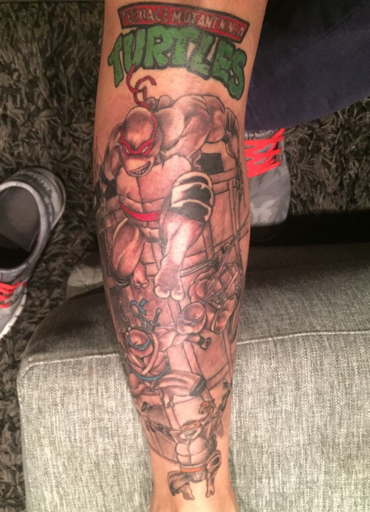 1000 ideas about ninja turtle tattoos on pinterest for Tattoo shops in kenner