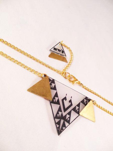 Triangle de Made with Rock'n Billy sur DaWanda.com