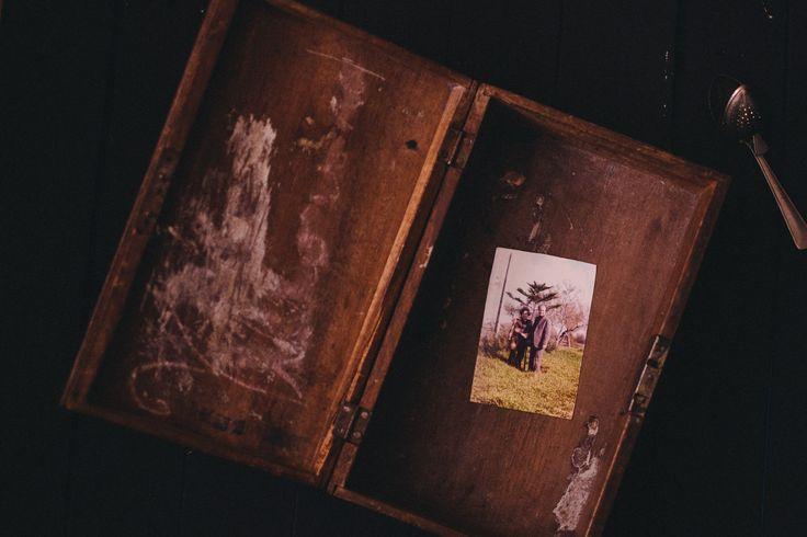A caixa da minha avó! Uma das recordações que trouxe da casa da minha avó, a ...
