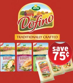 Save 75 cents on Havarti Cheese    Get it here: http://free4him.ca/coupons/save-75-cents-havarti-cheese/