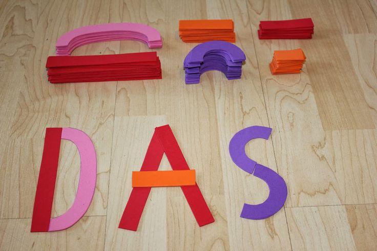 Construir letras