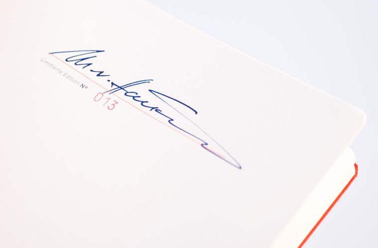 ZEICHEN & WUNDER / Unser Markenauftritt / #Traue #deinen #Sinnen #Geschäftsausstattung #Corporate #Design / by Zeichen & Wunder, München