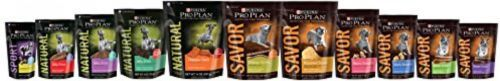 Purina Dog Food Pouches
