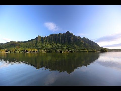 Kualoa Ranch - Oahu Hawaii - Glidecam & DJI Phantom - YouTube