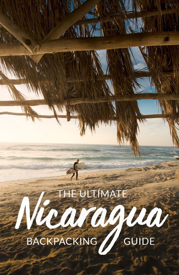 The ultimate travel guide to backpacking Nicaragua on a budget, with tips on how to save money, cheap places to eat, things to do, and so much more.