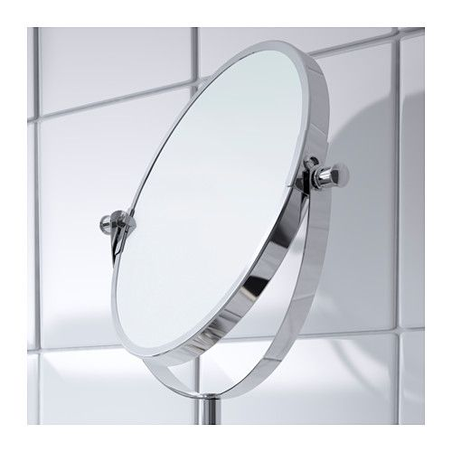 BALUNGEN Mirror, chrome plated chrome plated 8 1/8x14 1/8