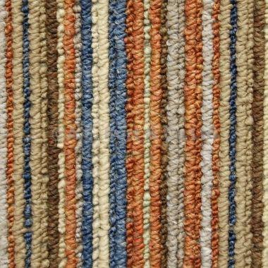 Lifestyle Floors Contemporary Stripe Terracotta Stair