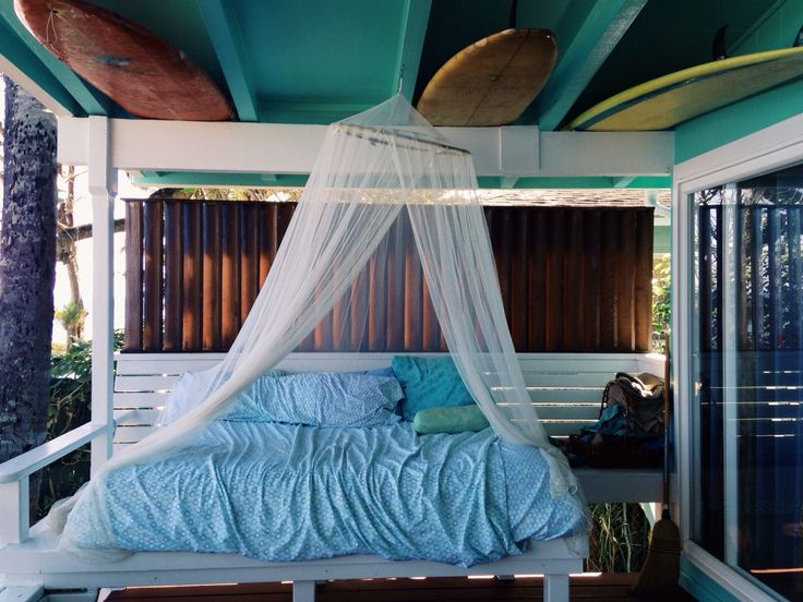 If I Lived Near A Beach And Was Surfer Would Love This Room