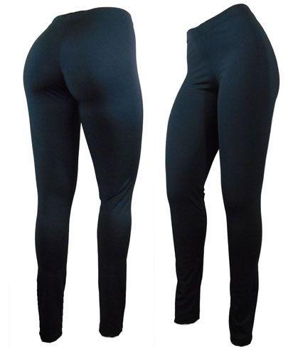 Calça Legging Preta -Moda Fitness - Malhação - Roupas de Academia e  diversas ocasiões especiais 1a7aa2a007655