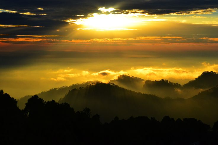 Mountains:Blessing by Sun