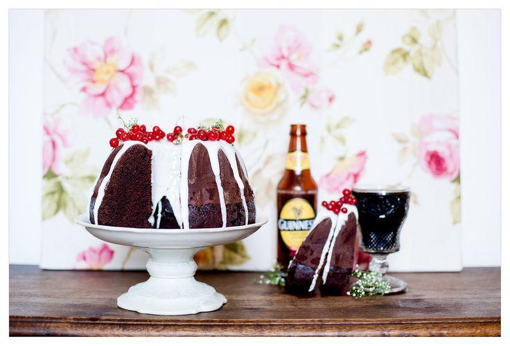 { Gâteau à la Guinness