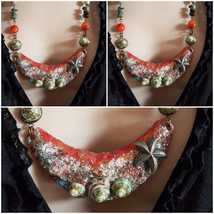My Tropical Sands Collection inspired by the beautiful coloured sands of Fraser Island and fantastic Fiji. 4 piece sets or sold separately. Line of Bib Necklaces, Specialty pieces, Cameo Line and Earring Line...just the start of something BIG by Lynjoyreeve of MadeforyouAlone.com