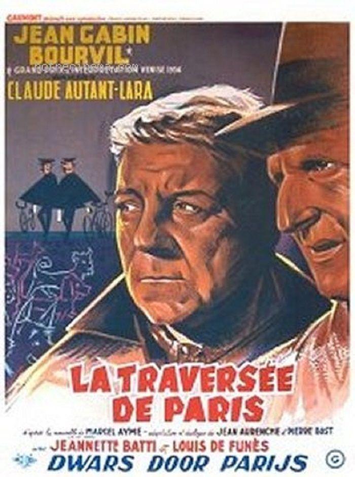 1957 Meilleur Film Claude AUTANT-LARA 1957 Meilleur Acteur Jean GABIN 1957 Meilleur Acteur BOURVIL
