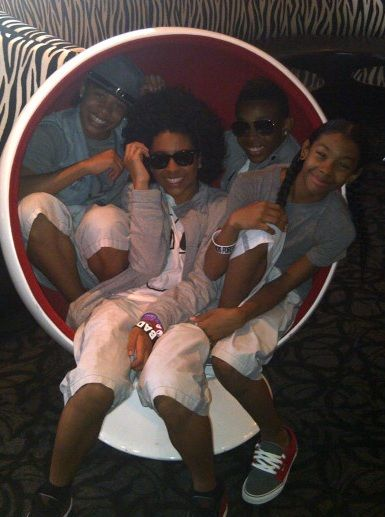 Photo of my baby roc royal's  bday xx for fans of Roc Royal (Mindless Behavior).