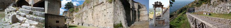 Praeneste. Archeologia di una città antica - Articolo Nove Arte in Cammino