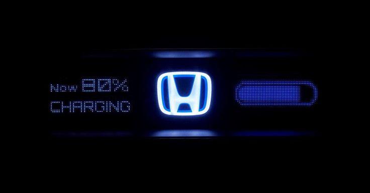 New Honda Urban EV Concept Coming To Frankfurt Show #Concepts #Electric_Vehicles