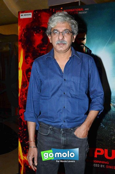 Sriram Raghavan at the Launch of Hindi movie 'Badlapur' song in Mumbai