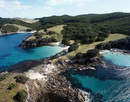 New Zealand.: Awesome Random, Mercury Islands, Bays, Newzealand, Awesome Pin, North Islands, Thanksnew Zealand, Zealand North, Dreams Destinations