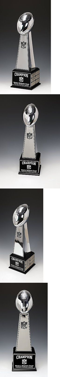 Other Football 2024: Fantasy Football Chrome Perpetual Trophy Lombardi 12 Year 19 Tall Quick Ship -> BUY IT NOW ONLY: $139.9 on eBay!