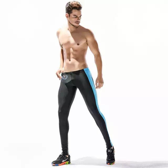 Mallas Deportivas Para Hombre Hasta El Tobillo Pantalones De Compresion Para Hombre Medias Para Co Licras Deportivas Ropa Gym Hombre Combinacion De Ropa Hombre