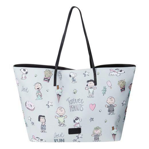 Codello Tasche »Shopper mit Peanuts-Muster«