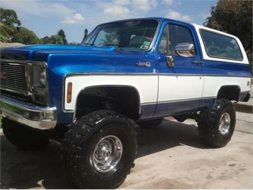 Discover Ideas About Gmc Trucks 1979 Jimmy Blazer