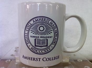 Amherst College Coffee Mug