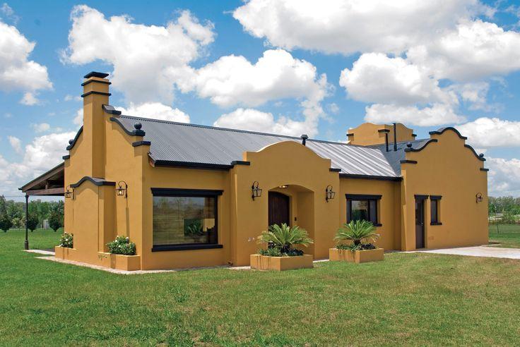 Casa estilo campo argentino