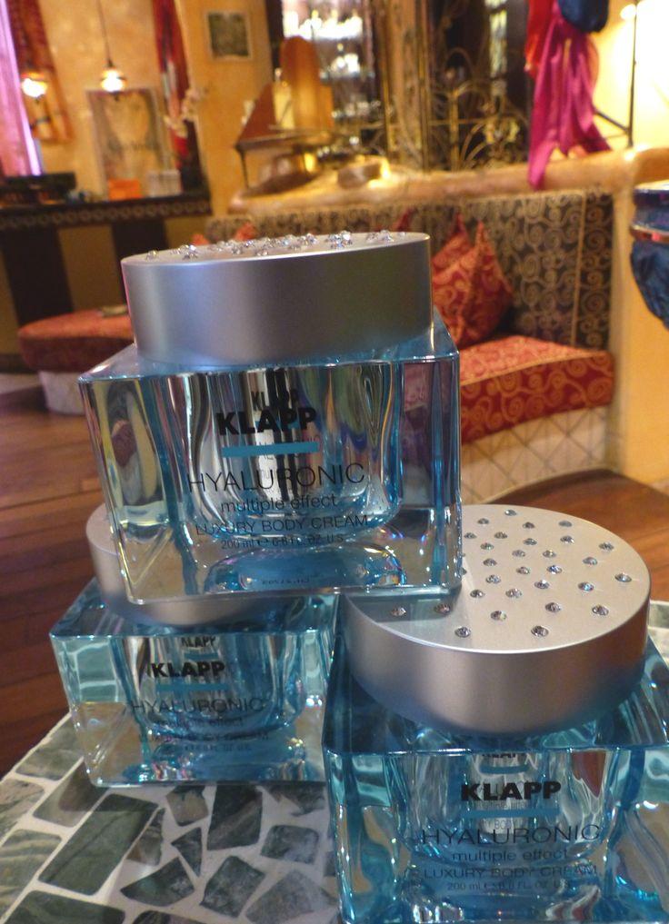 Luxury Body Creme by #KLAPP Cosmetics