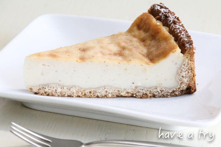 Käsekuchen (vegan)