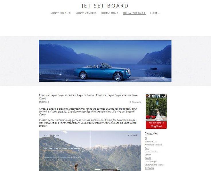 On Jet Set Board - UHNW the Blog