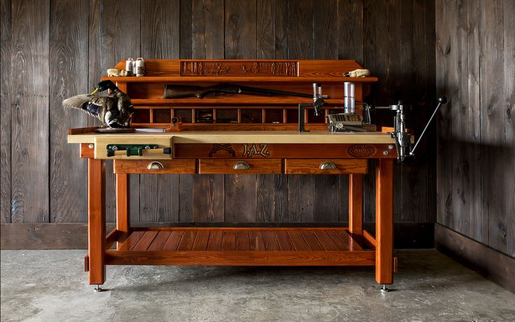 Reload | Reloading Bench | American Work Bench | Made in USA
