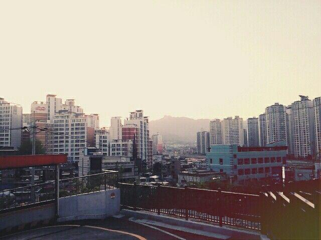 도시, 저물다