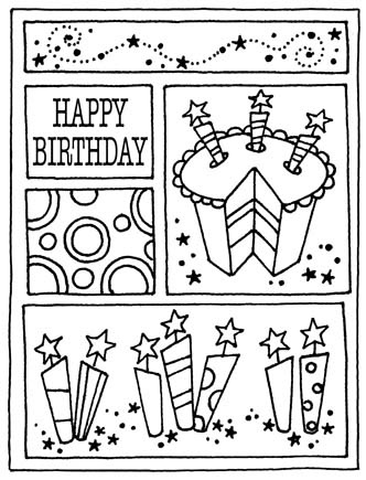 36 Best Images About Birthday Cards