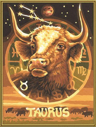 Раскраска по номерам Schipper «Знаки зодиака — Телец» (9390673)