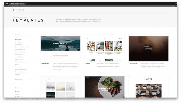 The State Of Advanced Website Builders Advanced #website builders  the tools provided by #Squarespace, #Wix, #Weebly, The Grid and more  produce websites that look and feel like they were designed and coded by humans.