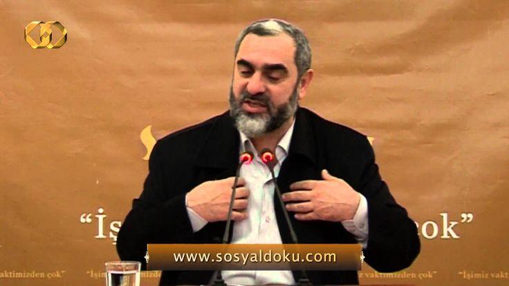8) Herkes Sevdiği İle - (Hayat Dersleri) - Nureddin YILDIZ - Sosyal Doku Vakfı