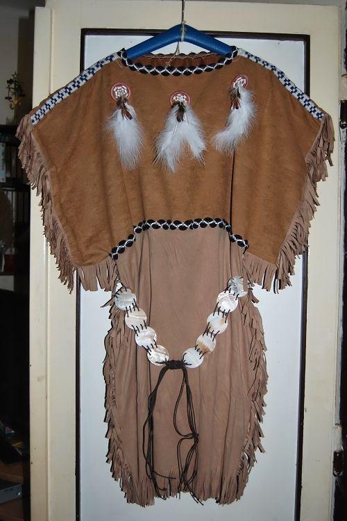 kostým na karneval - jen ten pásek je koupenej :o)