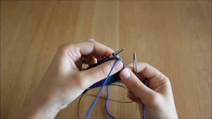 Querido tricot - Rematar com 2 liga juntas