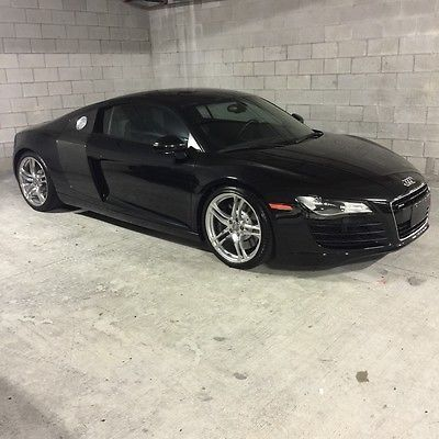 awesome 2009 Audi R8 AUDI R8 QUATTRO BANG & OLUFSEN AUDIO CARBON FIBER - For Sale