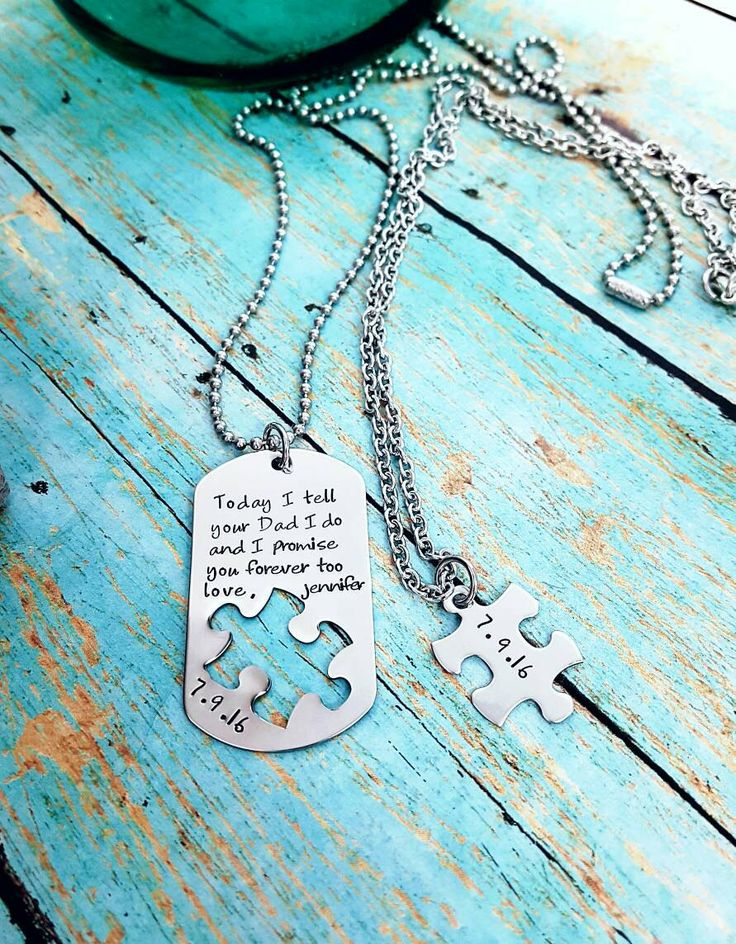 Wedding Gift Ideas For Stepson : Wedding gift for step children, Step son gift, Step daughter gift, New ...