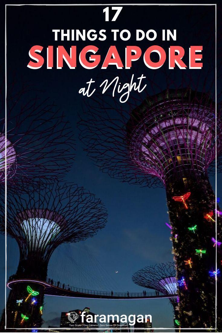 17 Things To Do In Singapore At Night Faramagan Singapore Travel Singapore Things To Do Best Beaches To Visit