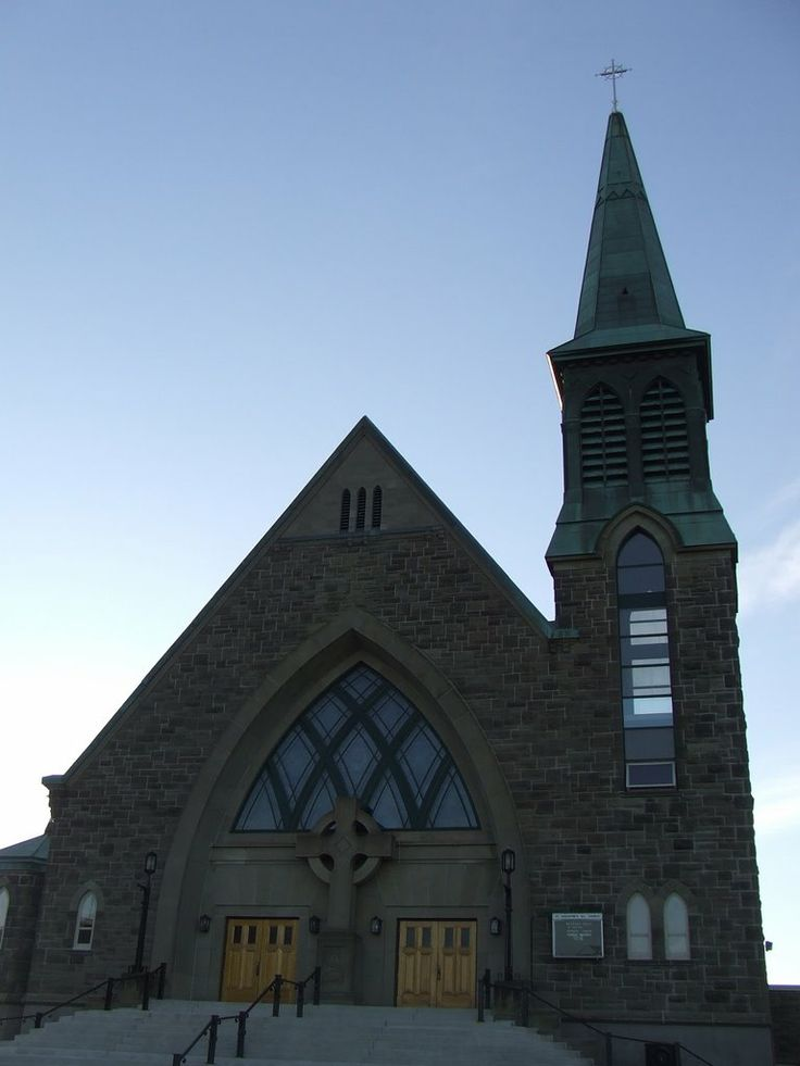 St. Augustine's Church, corner of Mountain Rd and Killam Drive, Moncton, NB