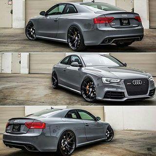 Loving Audi A4